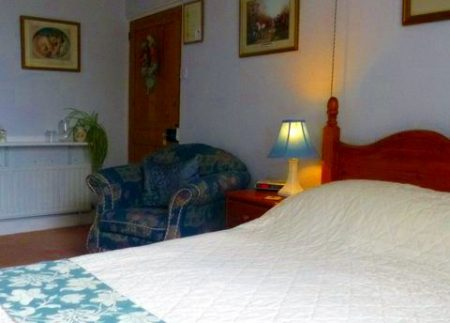 Double Room at Quentance Farm B&B